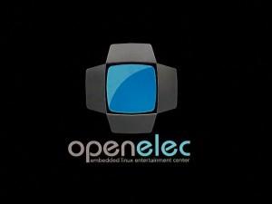 OpenElec Splash Screen
